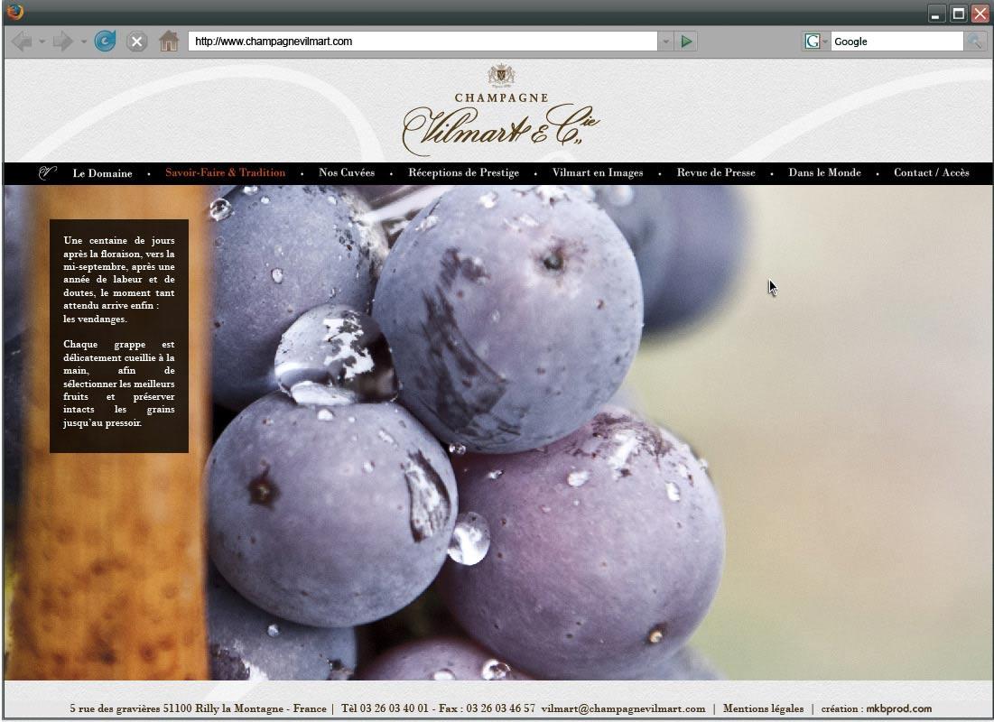 maquette-site_champagnevilmart-20121221_3-1-Savoir-faire-&-Tradition-cueillette